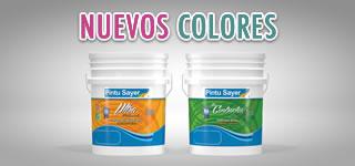 Nuevos Colores.